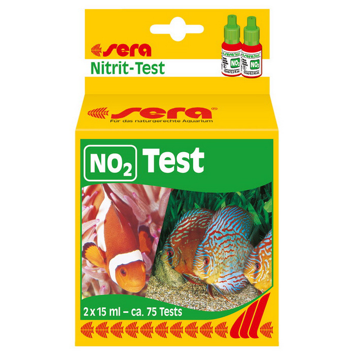 Sera Nitrit NO2-Test Su Testi 15 ml